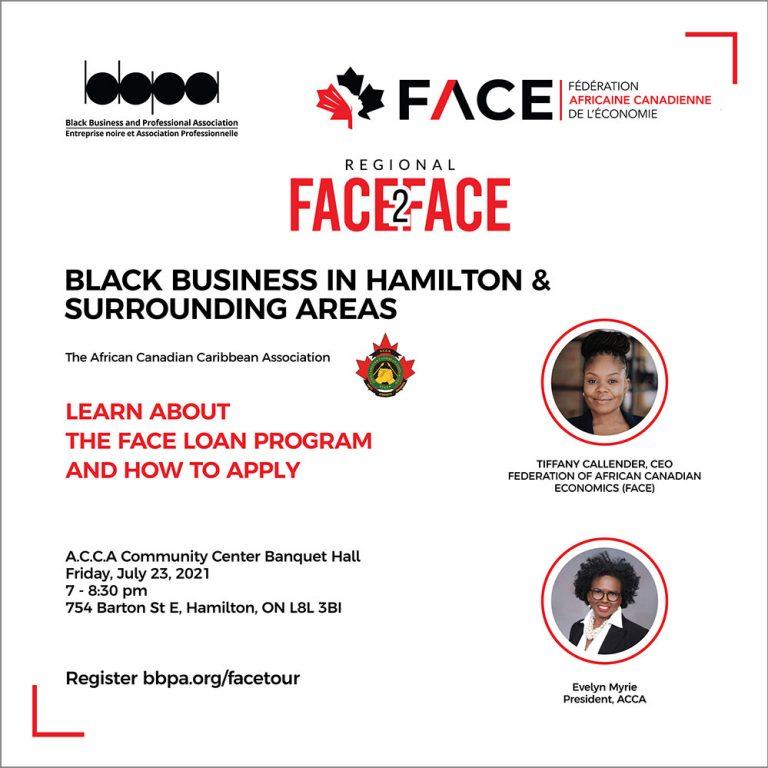 Black Business in Hamilton & Sorrounding Areas